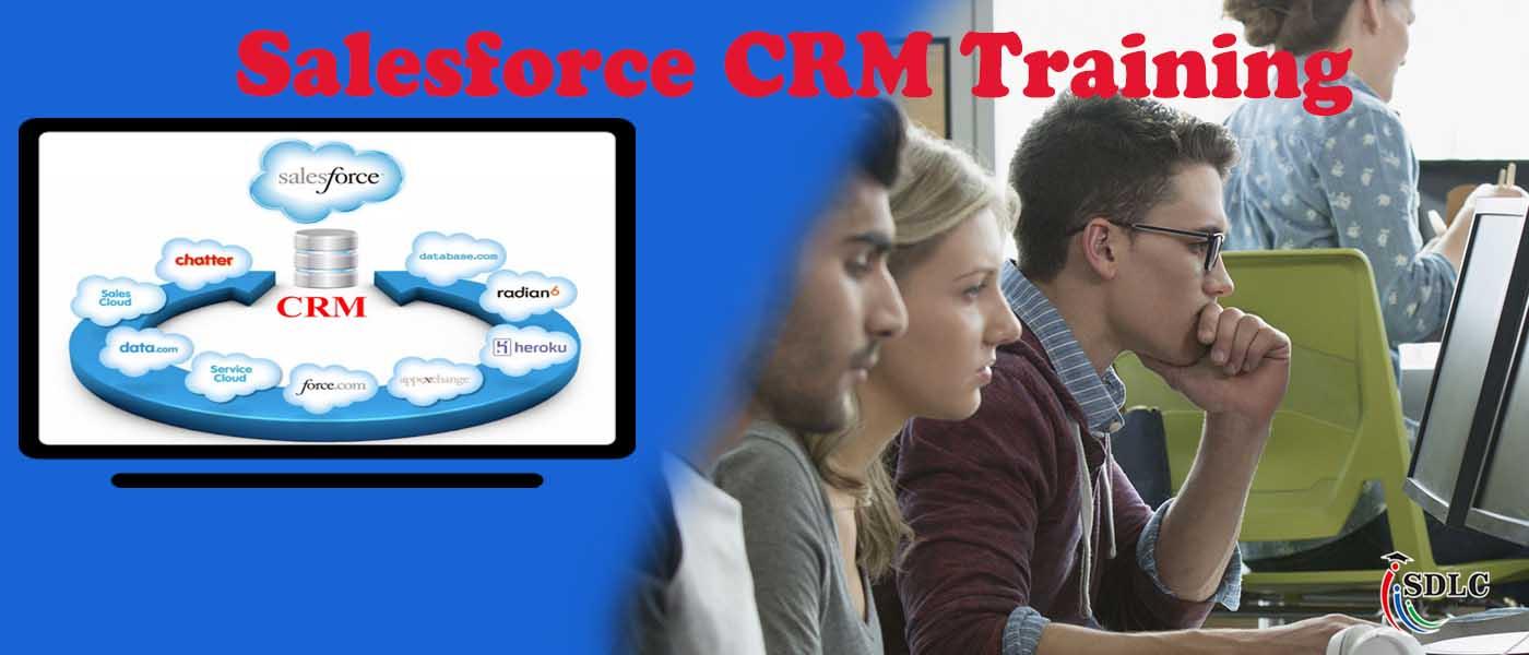Salesforce CRM Training-SDLC Training